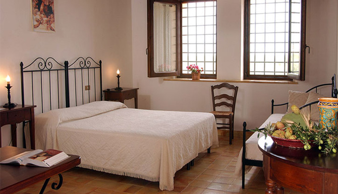 Baglio San Vincenzo Country House ★ ★ ★ - Sicily