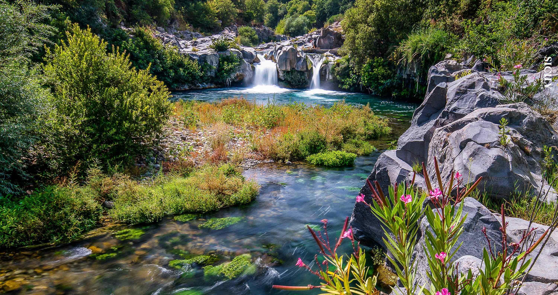 Alcantara Fluvial Park Province of Messina & Catania