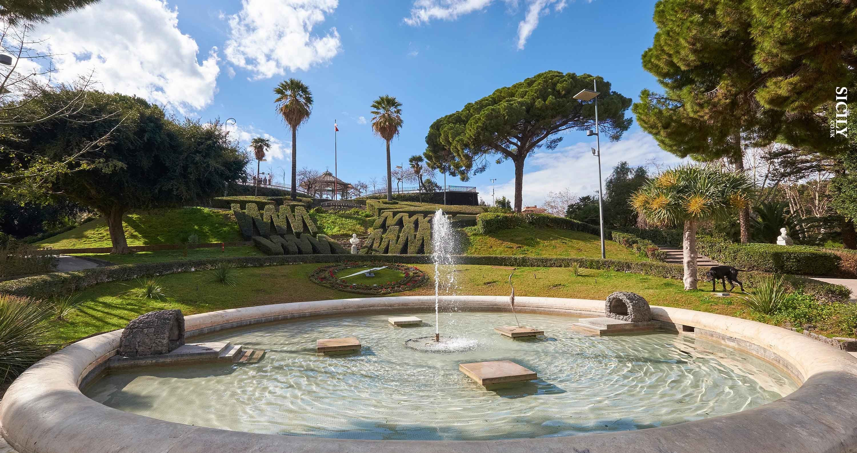 Villa Bellini - Province of Catania