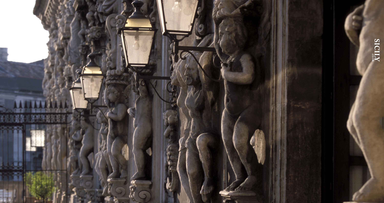 Palazzo Biscari - Sicily