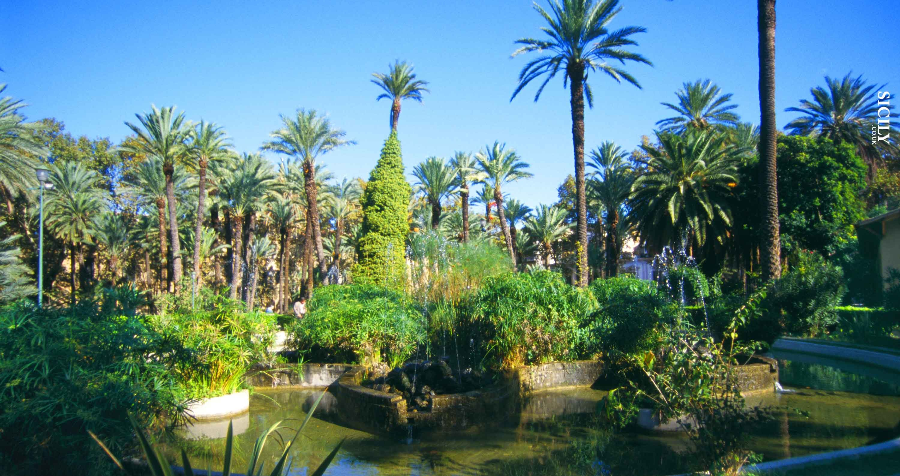 Botanical Garden - Palermo City
