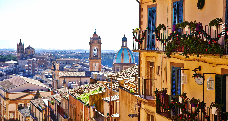 Caltagirone - Sicily
