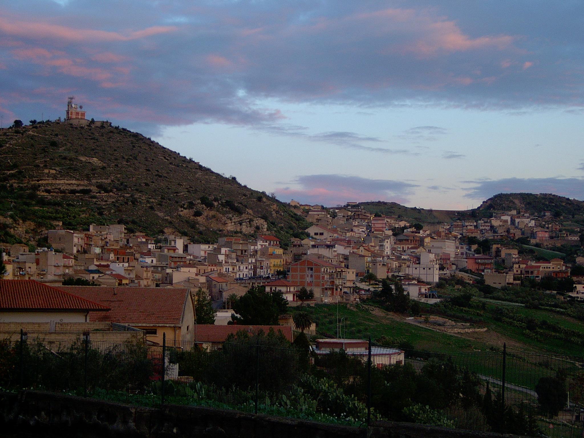 Castel di Judica - Sicily