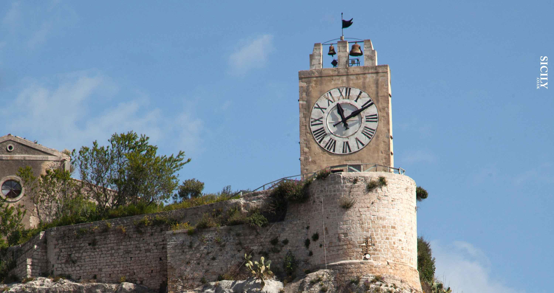 Conti di Modica Castle - Sicily