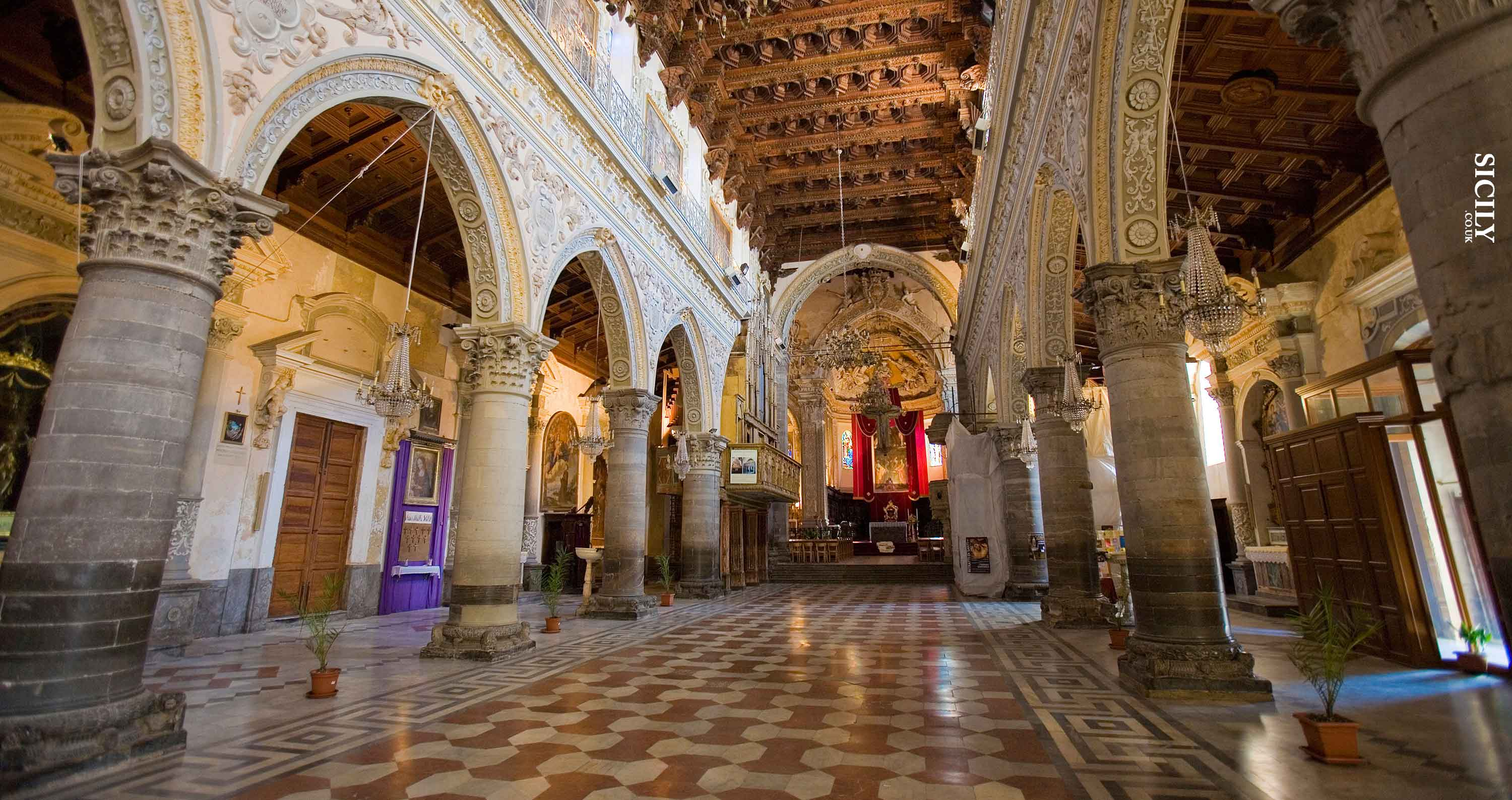 Cathedral of Enna - Sicily