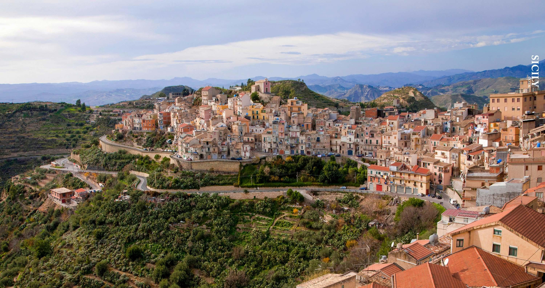 Centuripe - Sicily