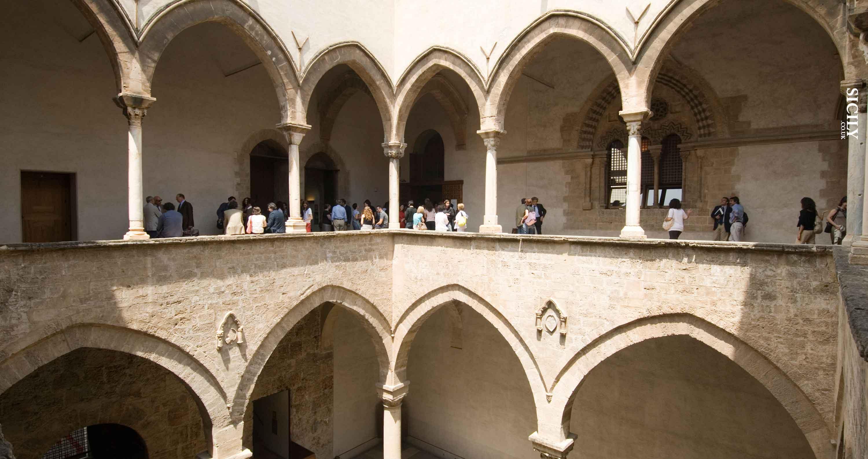 Chiaramonte Palace - Sicily
