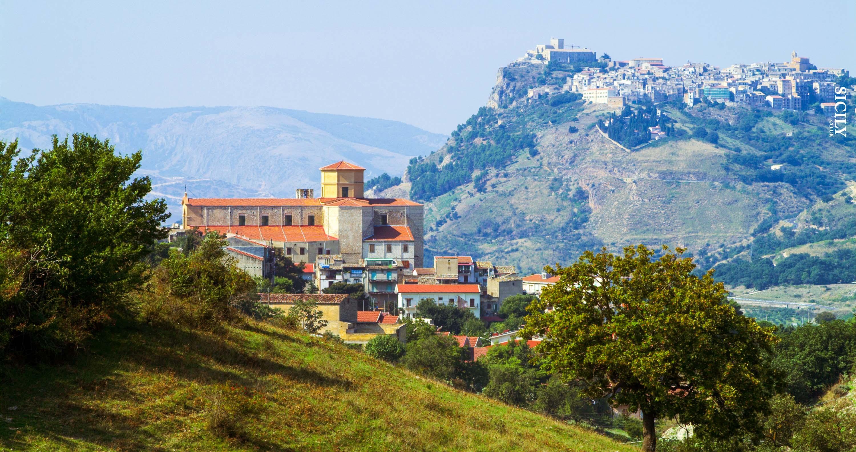 Chiusa Sclafani - Sicily
