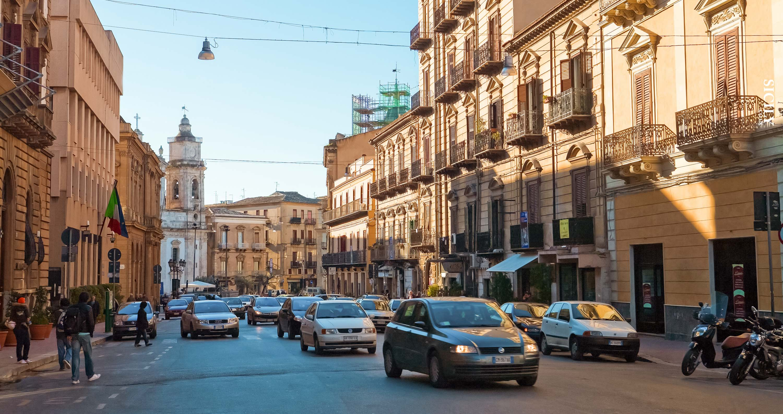 Corso Umberto I - Sicily