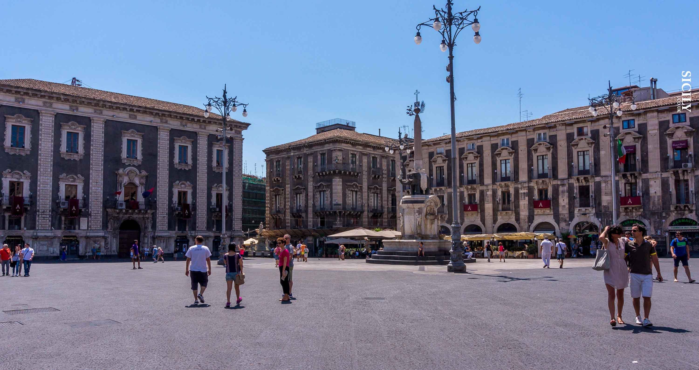 Piazza del Duomo - Sicily