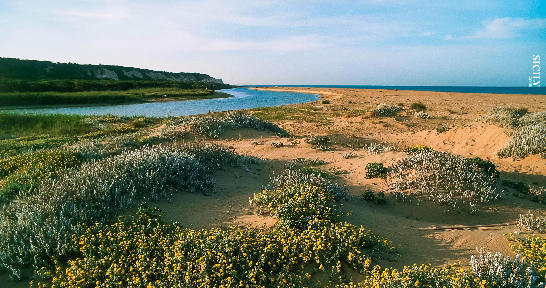 Foce del Fiume Platani Nature Reserve - Sicily