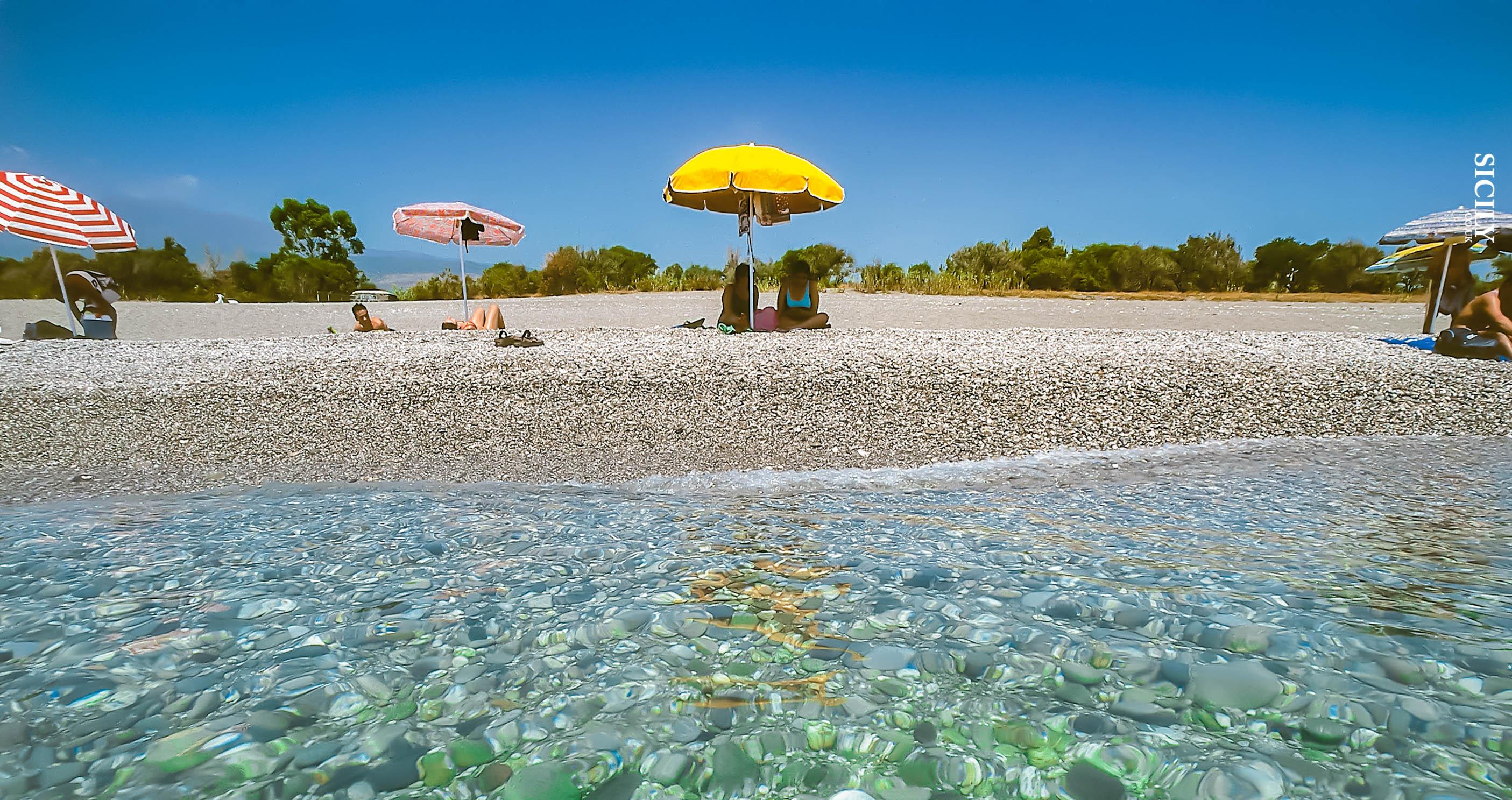 Fondachello Beach - Sicily