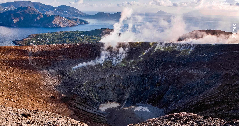 Fossa di Vulcano - Sicily