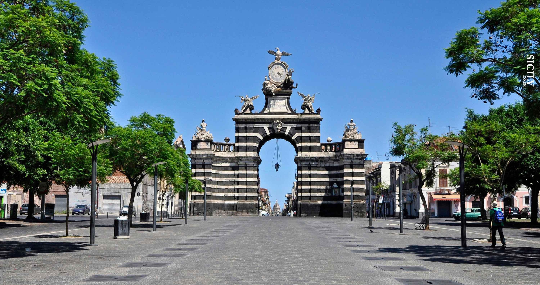 Porta Garibaldi - Sicily