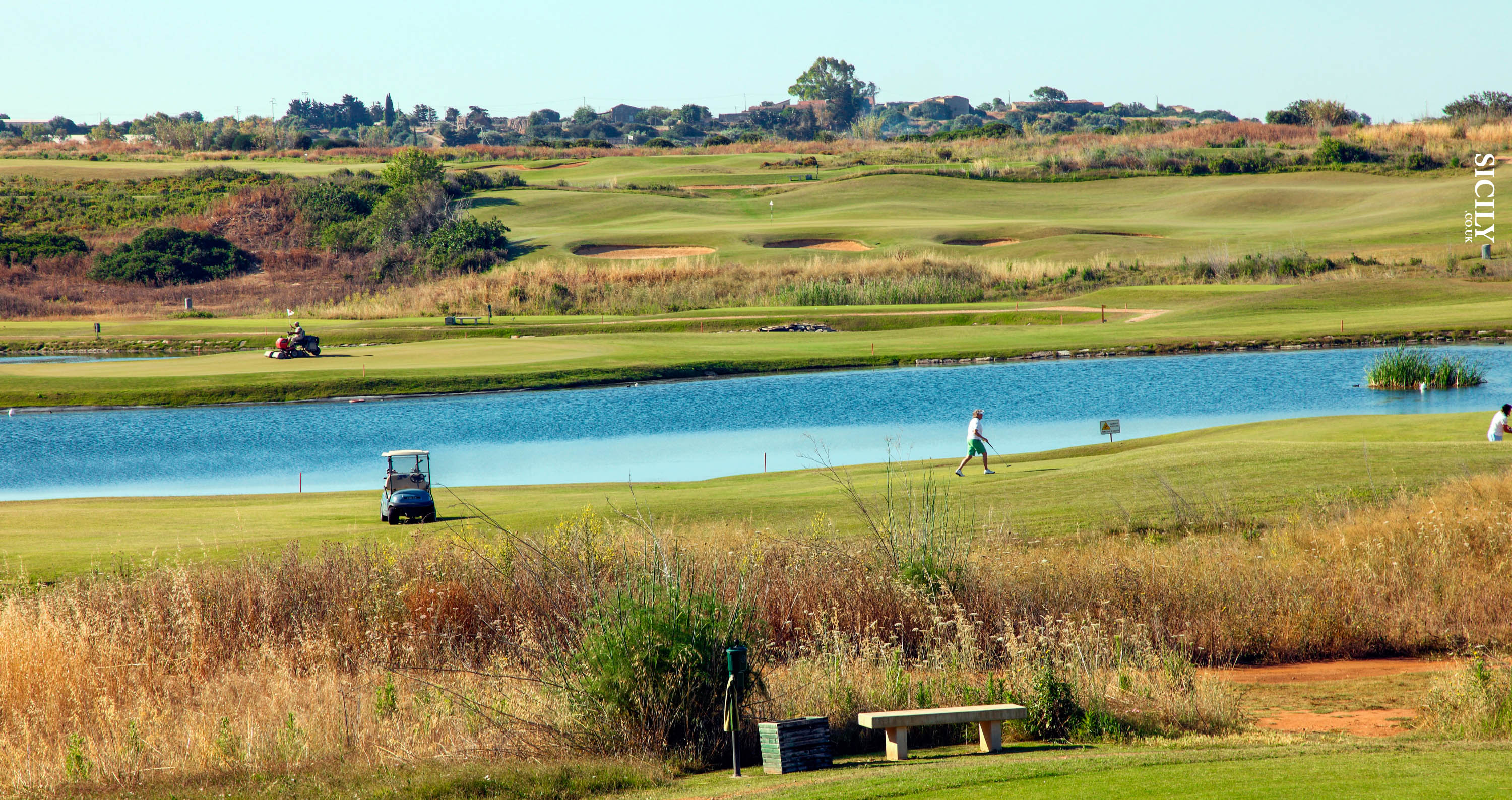 Golf Club in Ragusa - Sicily