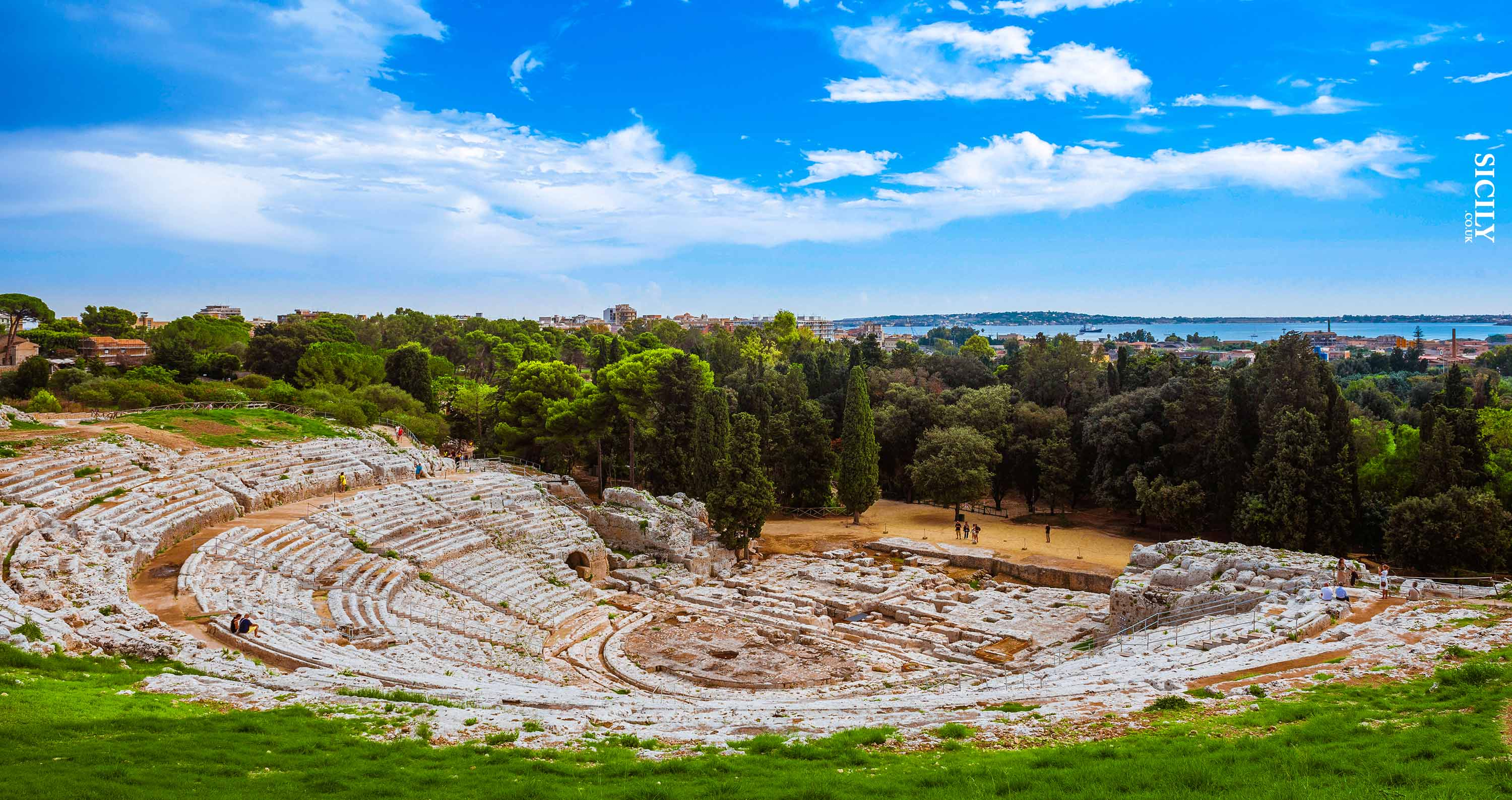 Greek Theatre - Sicily