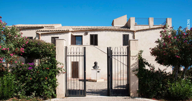 House of Luigi Pirandello - Sicily