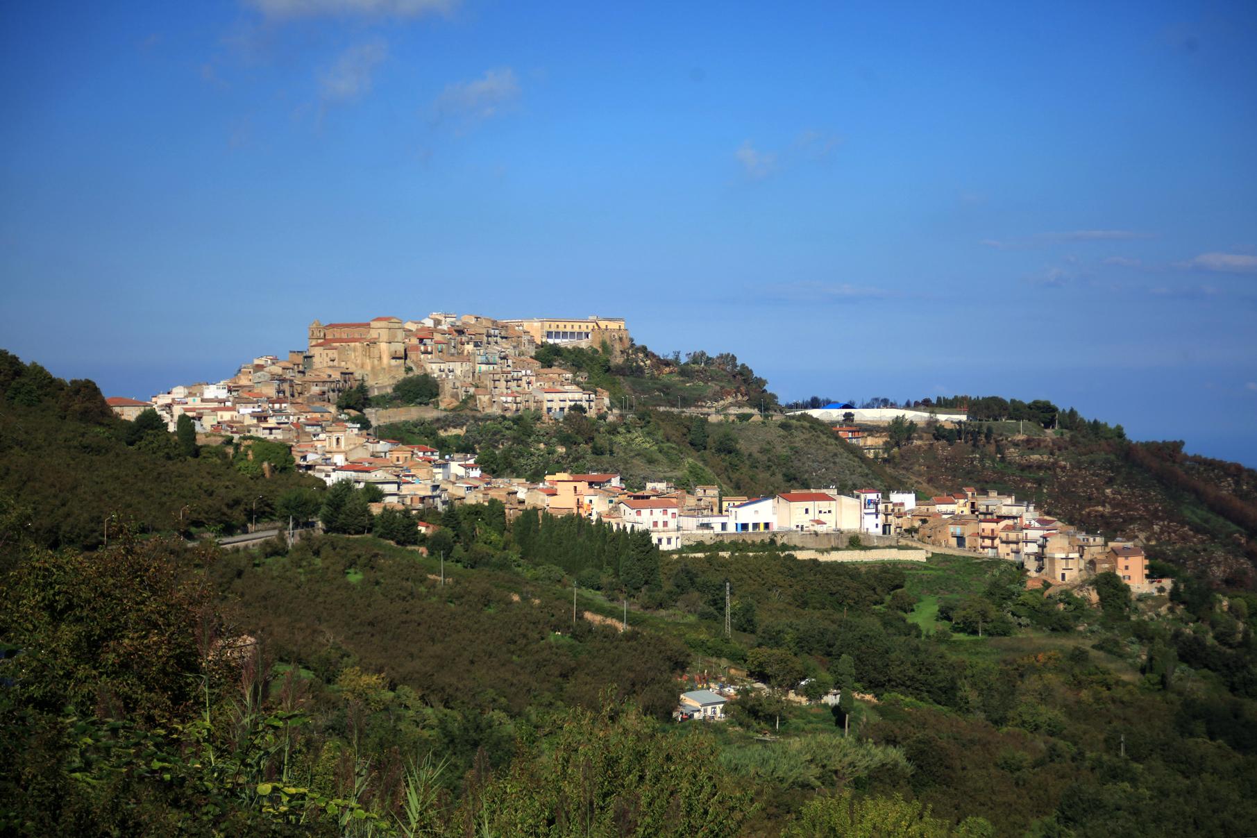 Motta d'Affermo - Sicily