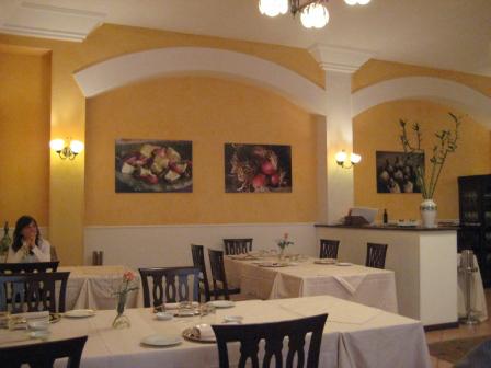 Restaurant La Madia Sicily