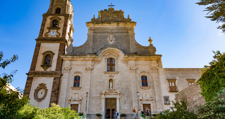 Lipari Cathedral - Sicily