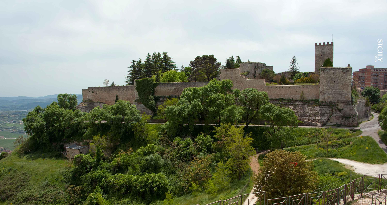 Lombardia Castle - Sicily