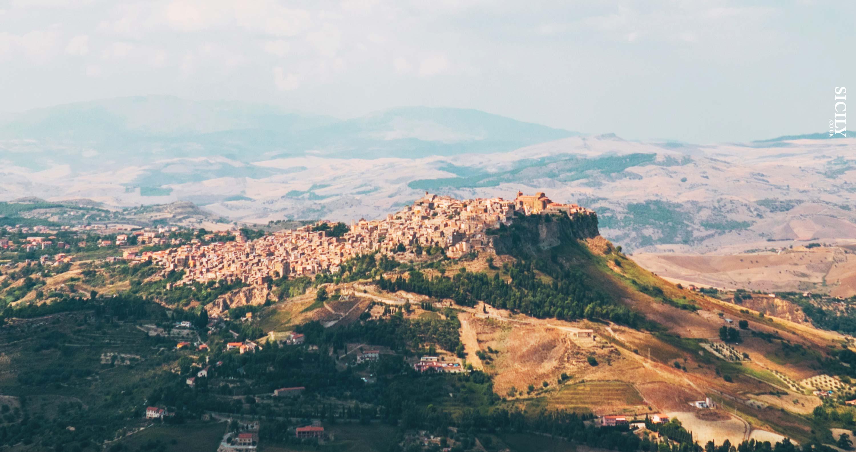 Calascibetta - Sicily