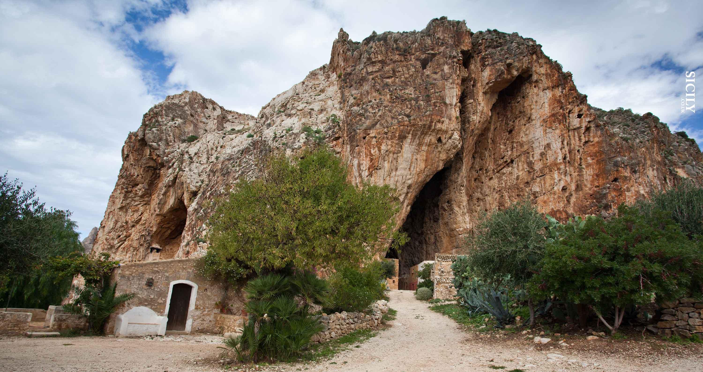 Mangiapane Caves - Sicily