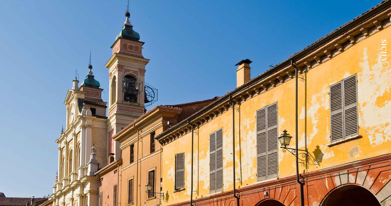 Piazza Mazzini - Sicily