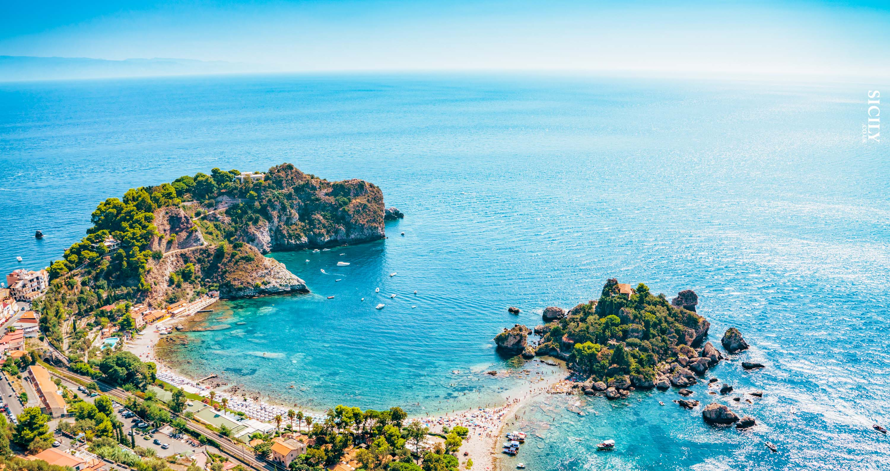The Ionian Coast, Central and South Eastern Sicily - Sicily