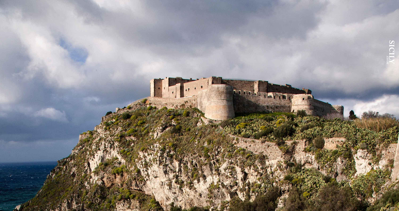 Milazzo Castle - Sicily