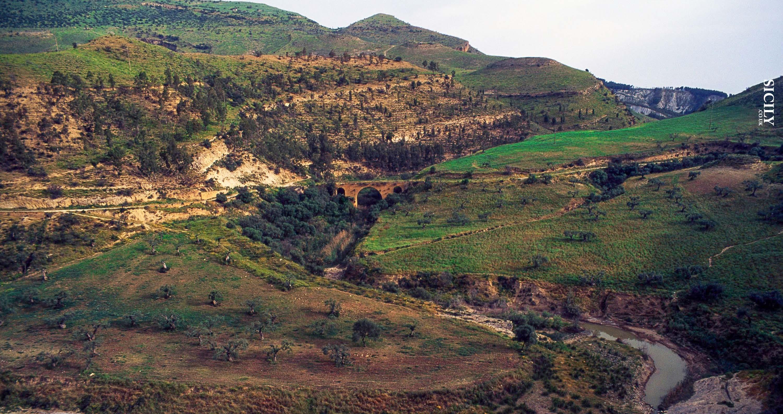 Monte Capodarso and Valle dell'Imera Meridionale Nature Reserve - Sicily