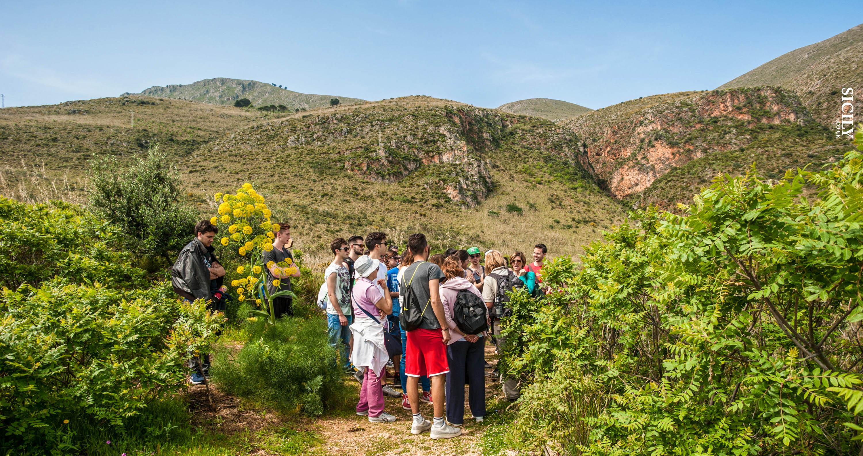 Nature Reserve of Grotta di Santa Ninfa - Sicily