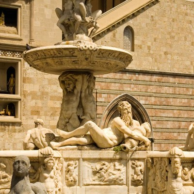 Orione Fountain - Province of Messina