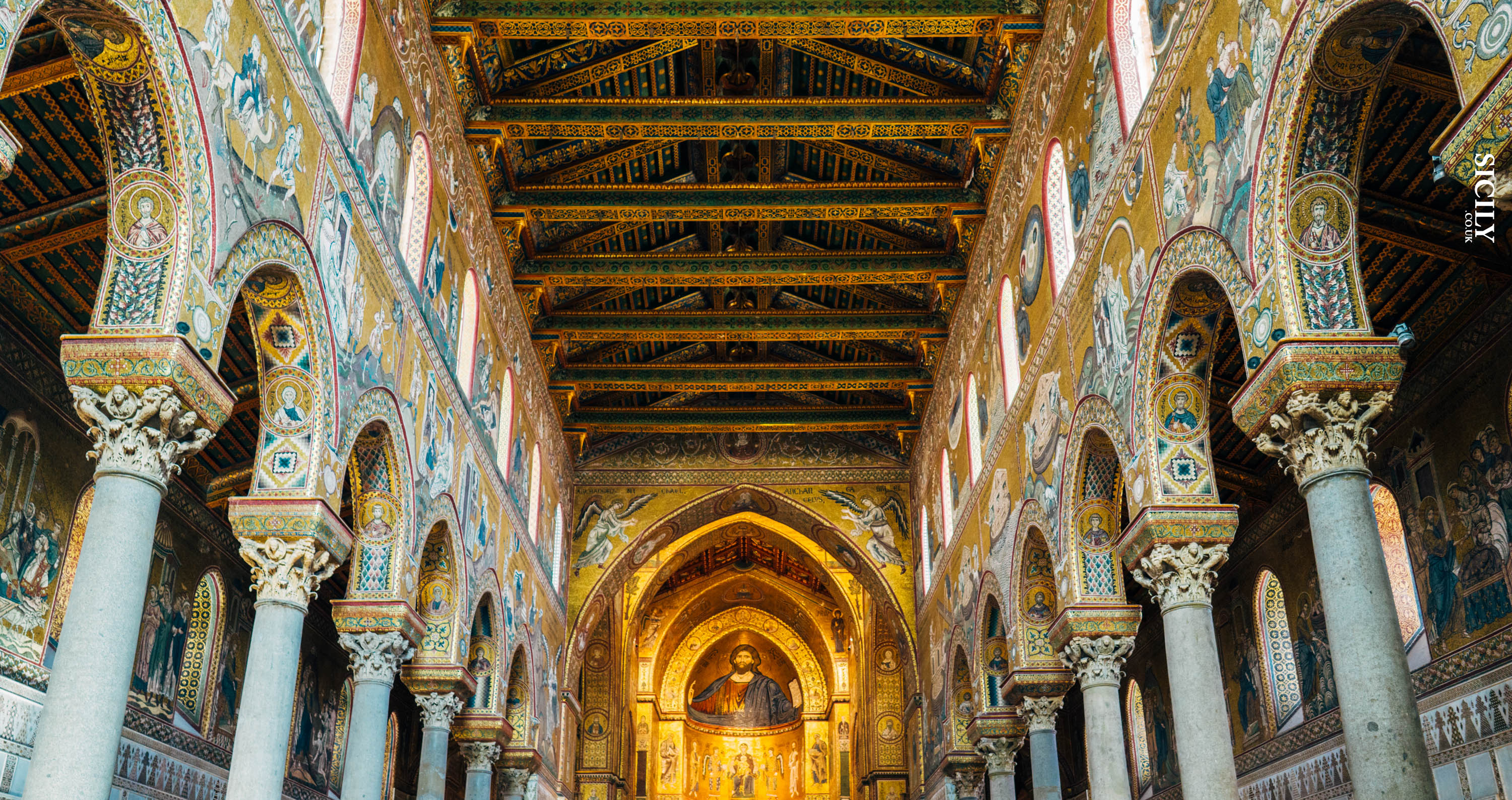 Monreale Cathedral - Sicily