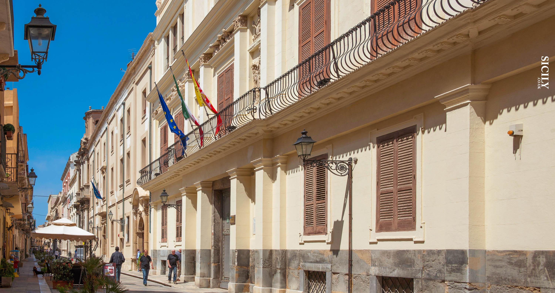 Palazzo Riccio di Morana - Sicily