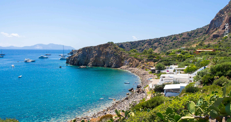 Panarea Island Beaches - Sicily
