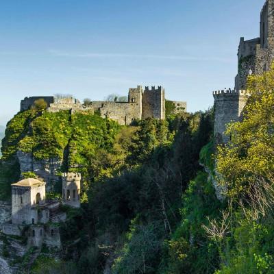 Pepoli Castle - Province of Trapani