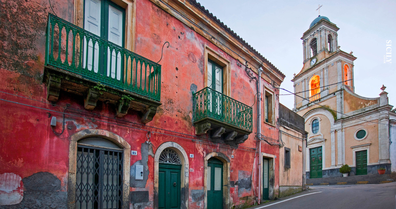 Piedimonte Etneo - Sicily