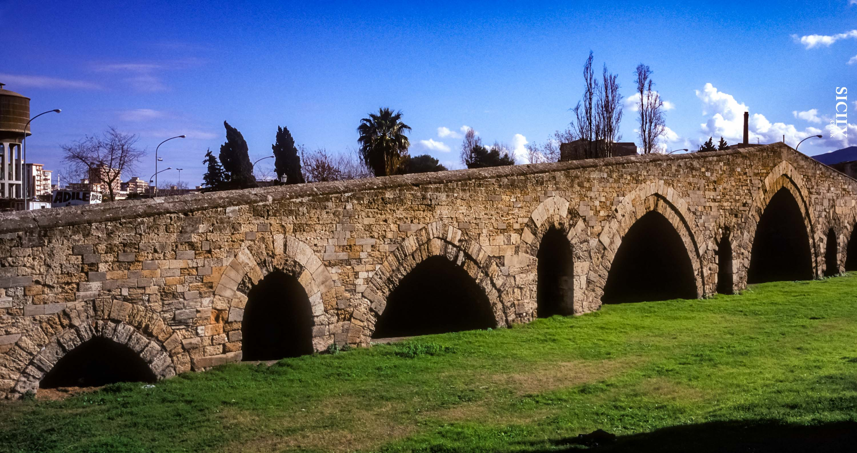 Ponte dell'Ammiraglio - Sicily