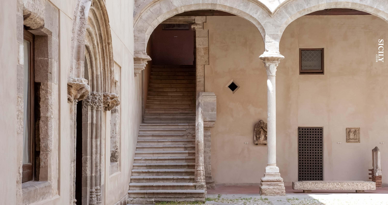 Palazzo Abatellis - Regional Gallery - Sicily