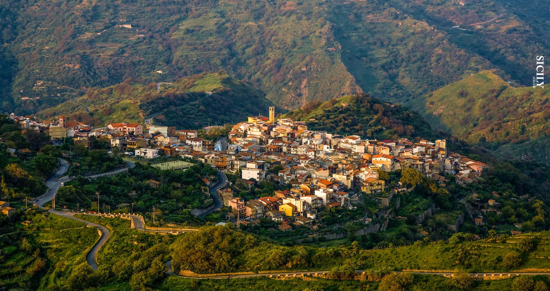Roccafiorita - Sicily