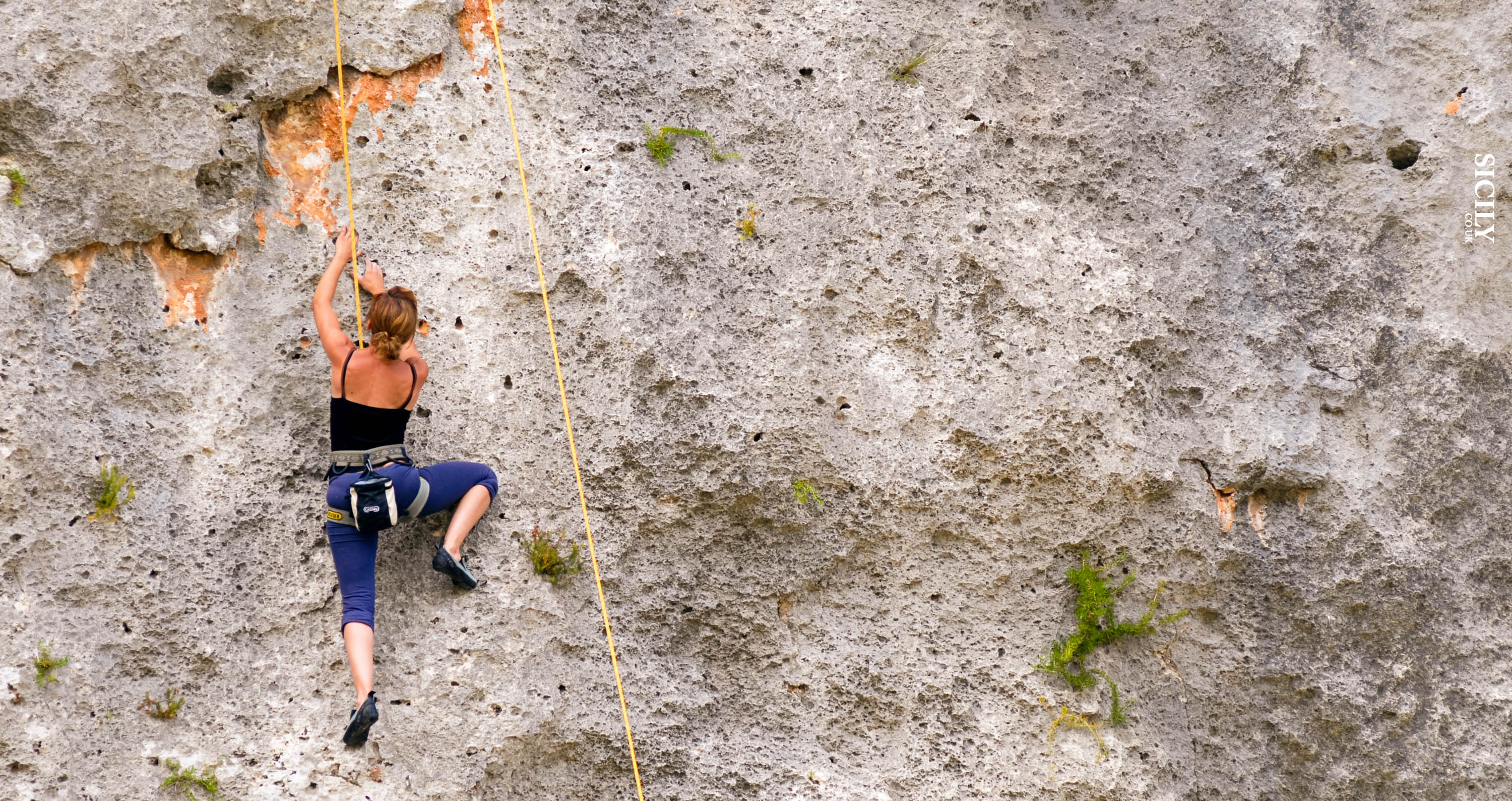 Rock Climbing Clubs in Syracuse - Sicily