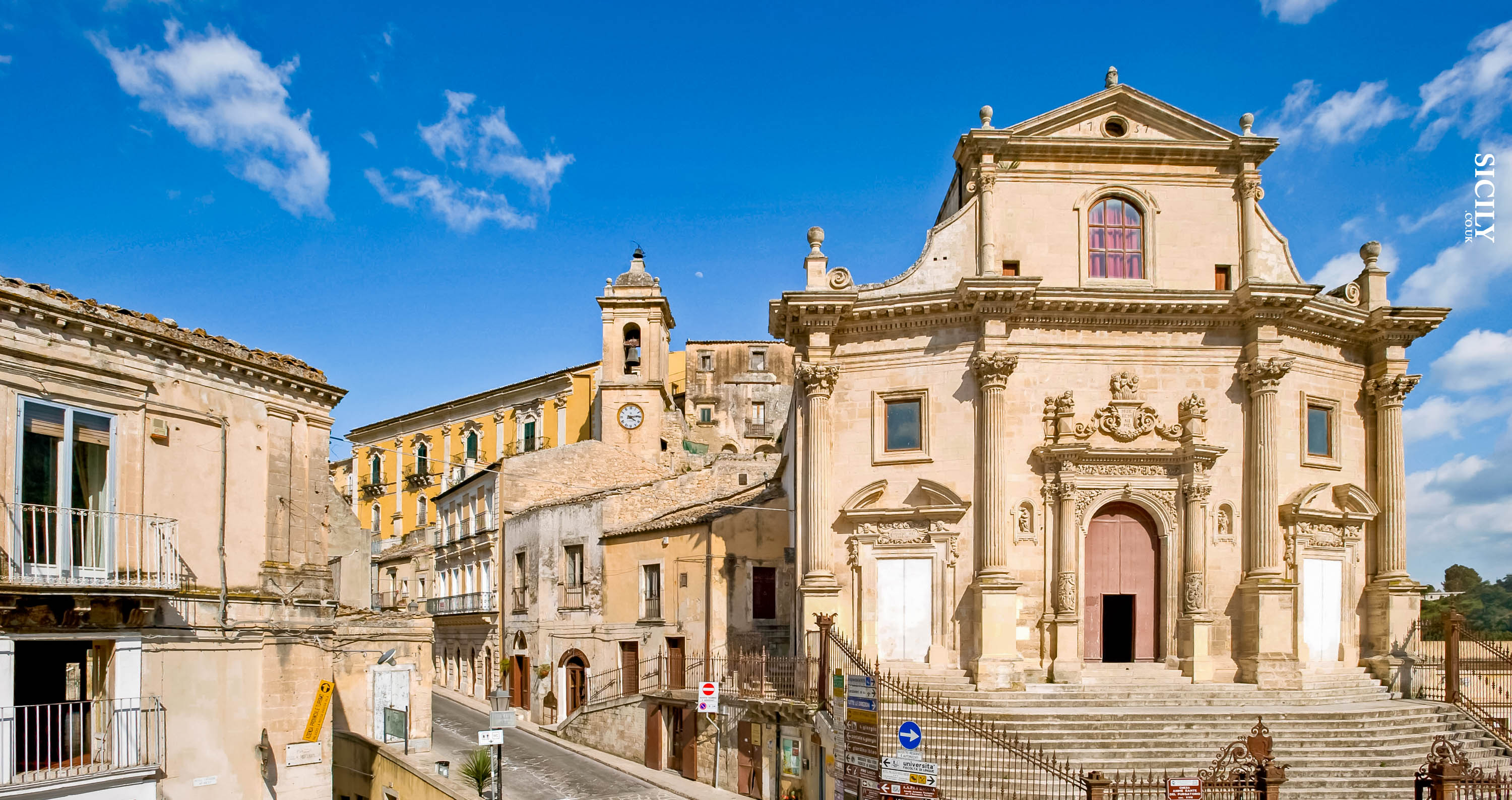 Church of San Filippo Neri - Sicily
