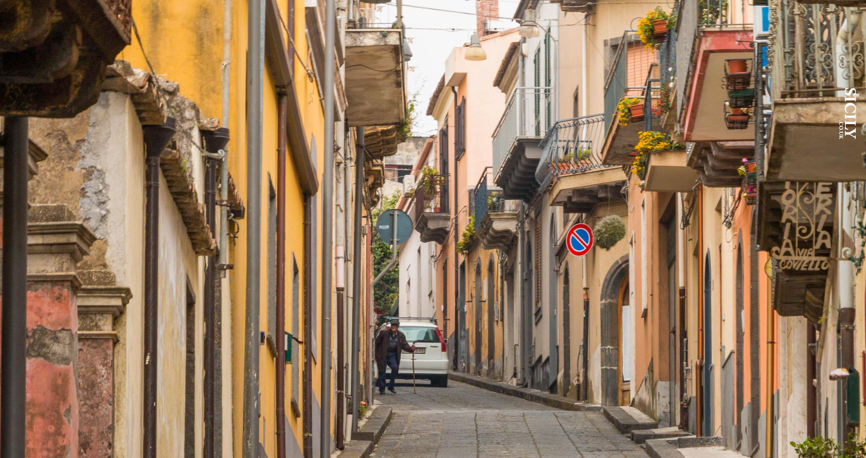 Sant'Alfio - Sicily