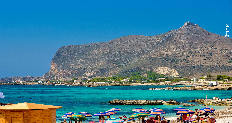 The Castles of Favignana - Sicily