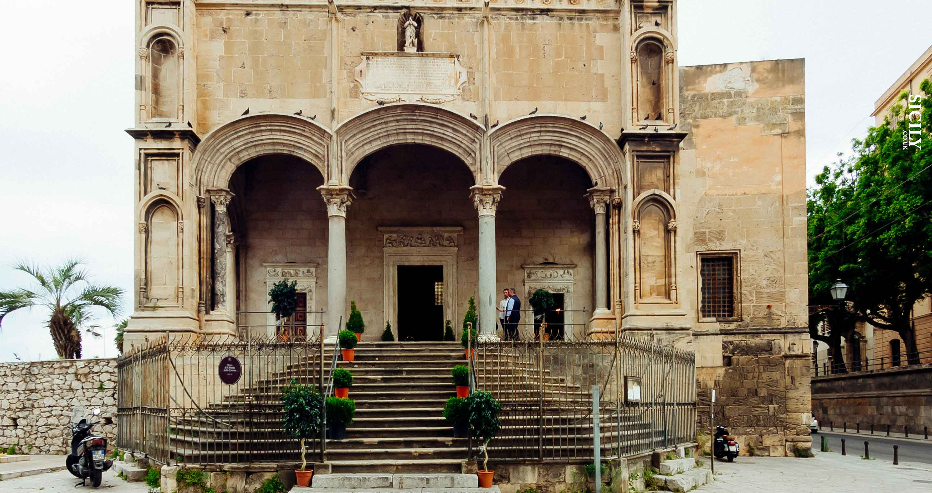 Church of St. Maria of the Chain - Sicily
