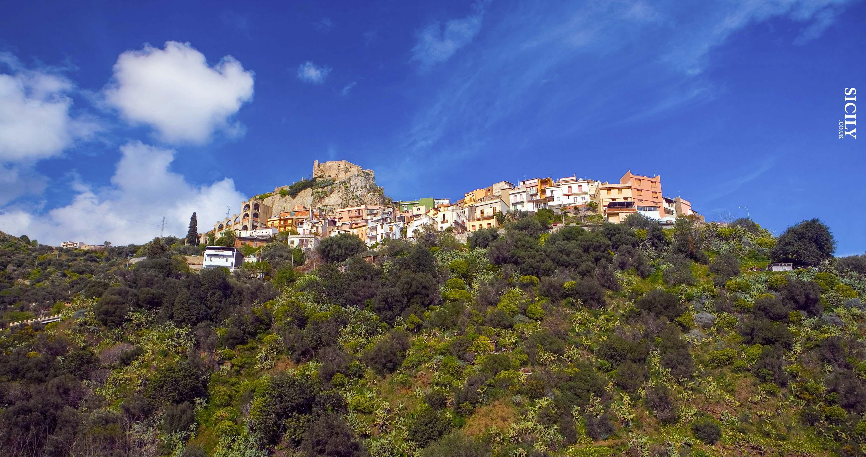 Scaletta Zanclea - Sicily