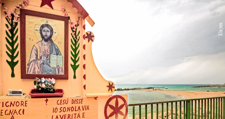 Seccagrande Beach - Sicily
