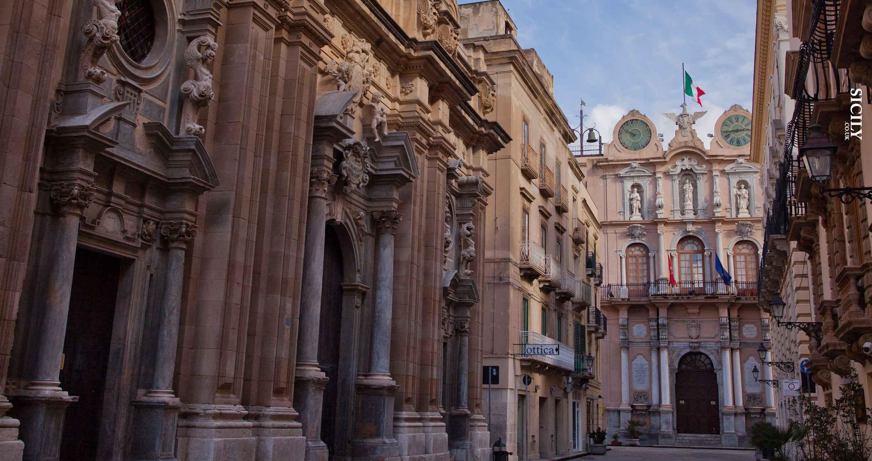 Senatorio Palace - Sicily