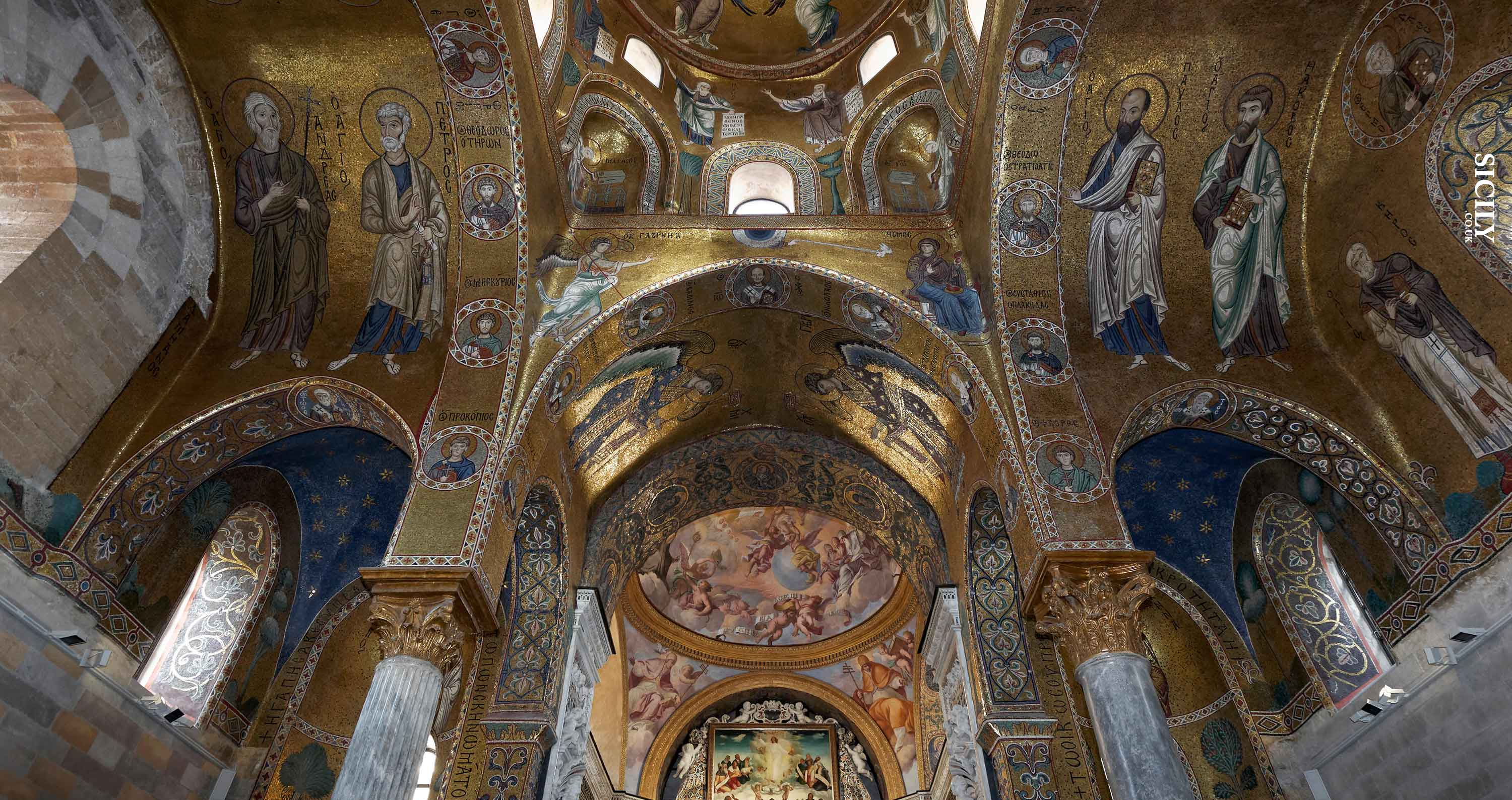 Church of the Martorana - Sicily